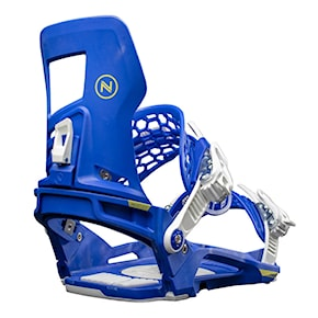Binding Nidecker Prime blue/white 2020/2021