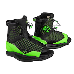Viazanie Ronix District black/green 2020