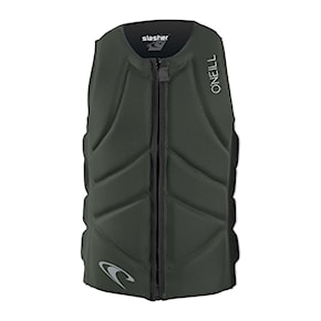 Vesta O'Neill Slasher Comp Vest dark olive/black 2021