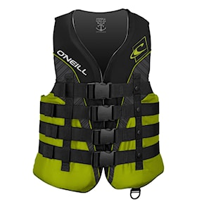 Vesta O'Neill Superlite Iso 50N Vest black/lime/smoke: lime 2021