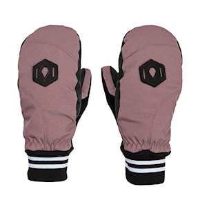 Rukavice Volcom Bistro Mitt rose wood 2020/2021