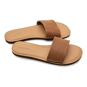 Volcom Simple Slide tan 2020