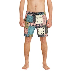 Boardshorts Volcom Tropic Blotter Trunk 17 multi 2021