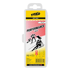 Vosk Toko Performance 120G red