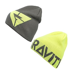 Beanies Gravity Logo Reversible grey/lime 2020/2021