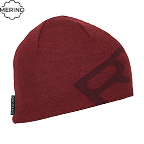 Beanies Ortovox Wonderwool Pro dark blood blend 2020/2021