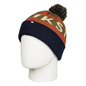 Beanies Quiksilver Summit Youth military olive 2020/2021