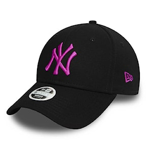 New Era New York Yankees 9Forty C.e. black/pink