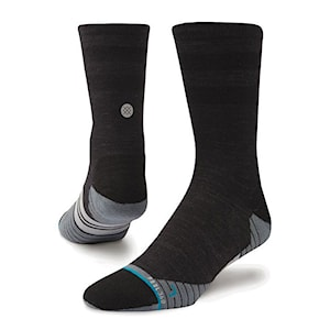 Stance Bike Solid Wool Crew charcoal