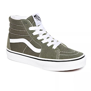 Vans Sk8-Hi grape leaf/true white