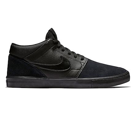Nike SB Solarsoft Portmore Ii Mid black/black-black-anthracite ...
