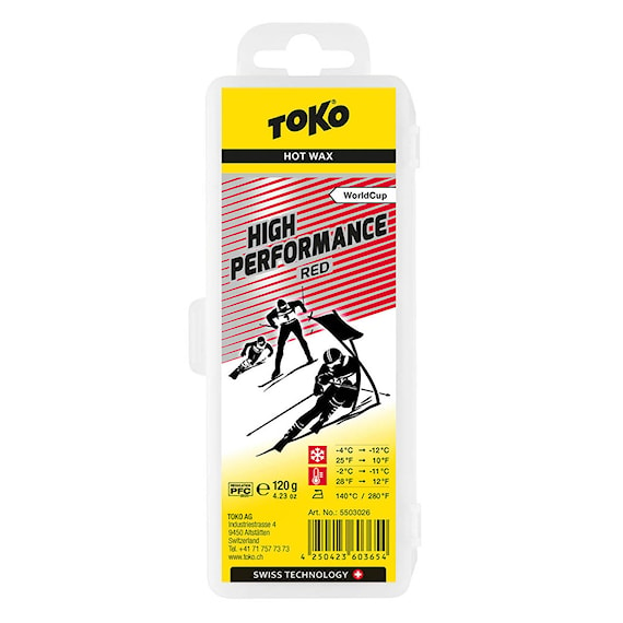 Toko High Performance 120G red