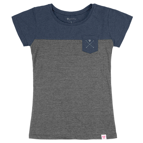 Gravity Wms Pocket ink/grey heather 2015/2016