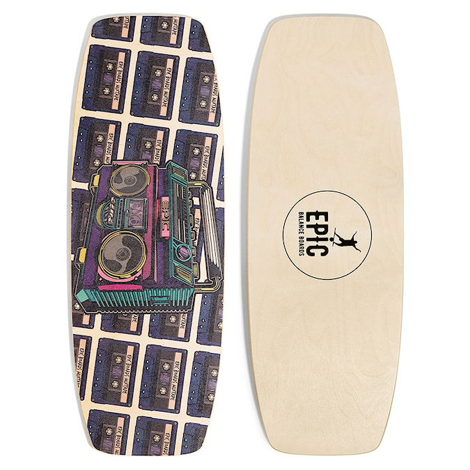Balance board komplet Epic Retro Series boombox 2021