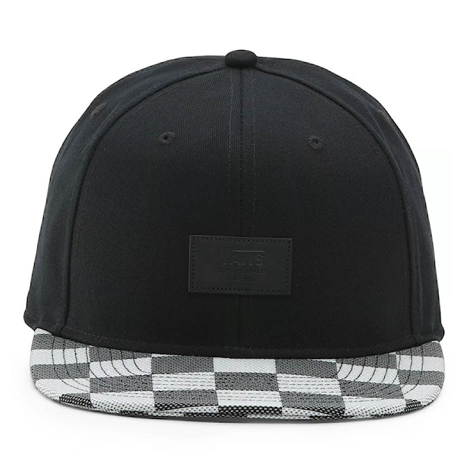 Šiltovka Vans Allover It black white checker 2021
