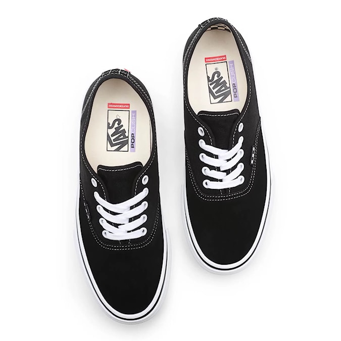Tenisky Vans Skate Authentic black/white 2021