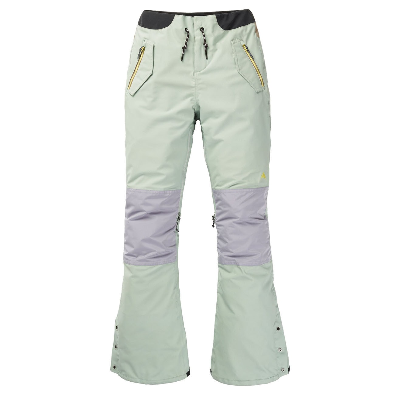 Burton Women Loyle Pants Aqua Gray Lilac Gray Timber Wolf 2020